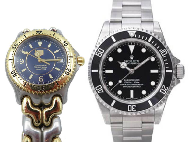 腕時計買取査定|横浜ブランド買取家