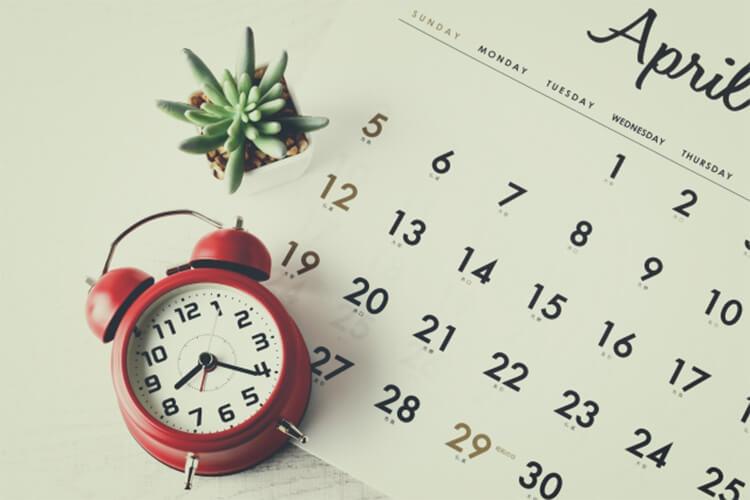 出張買取査定の日程が決定|出張買取査定